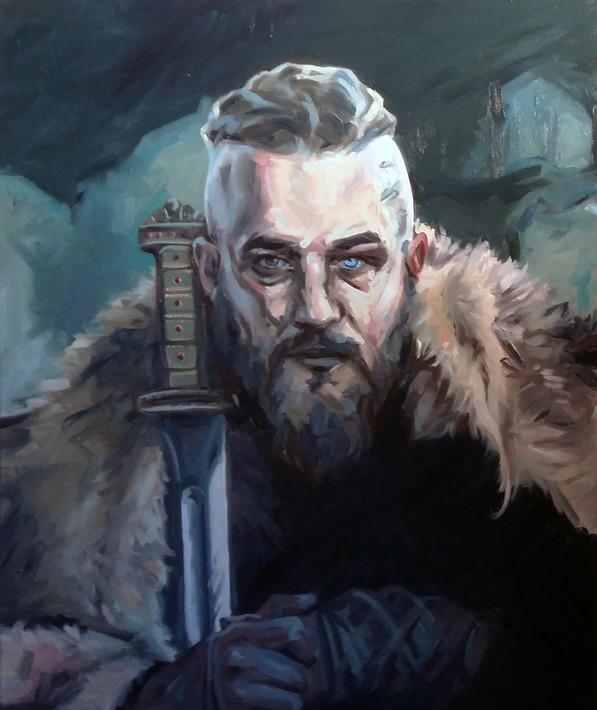 Travis Fimmel - Ragnar
