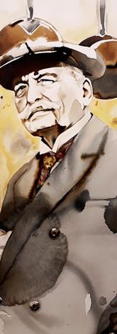 Chef Auguste Escoffier