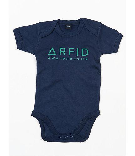 Short-Sleeved Baby Bodysuit