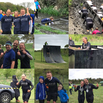 Team complete Warrior Adrenaline Race for ARFID Awareness UK