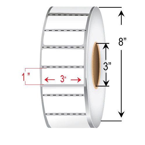 "3"" x 1"" Thermal Transfer Roll"