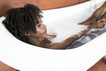 Luxury skin care product, spa treatment