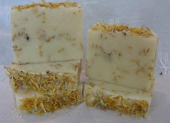 Calendula & Chamomile Hand Milled Soap