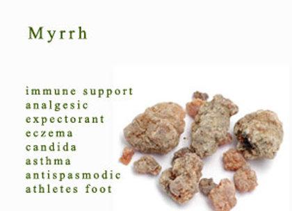 Myrrh Love Hand Milled Soap