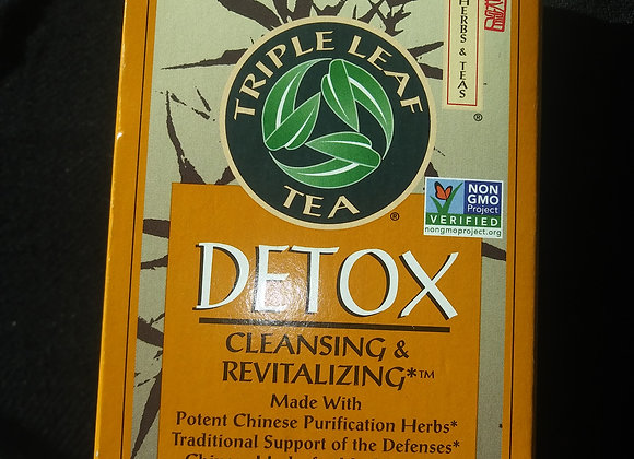 Detox Triple Leaf Tea