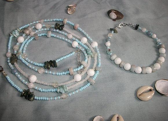 Fertility- Yemaya Waist Adornment Set