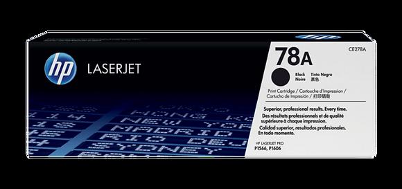 HP 78A BLACK ORIGINAL TONER