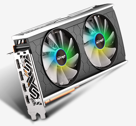SAPPHIRE NITRO+ RADEON RX 5500 XT 8GB GDDR6 128-BIT SPESIAL EDITION