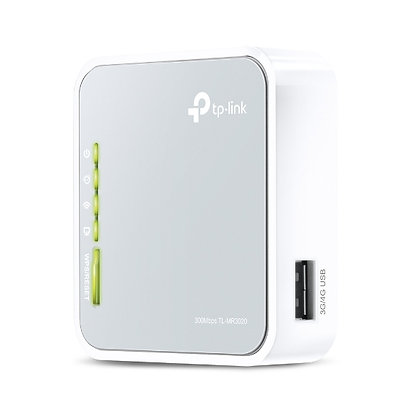 TP-LINK TL-MR3020 3G/4G PORTABLE ROUTER