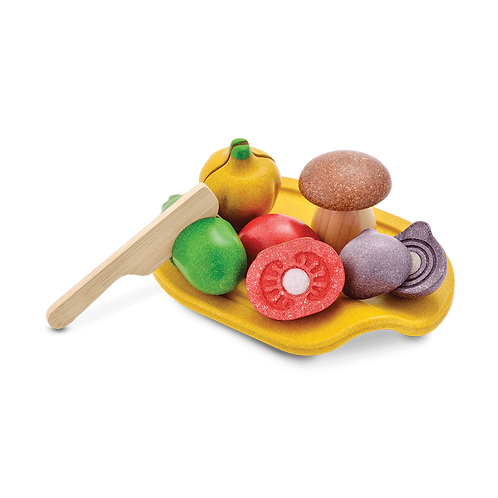 Plan Toys   Assorted Vegetable