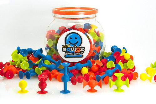 Fat Brain Toys | Mini Squigz