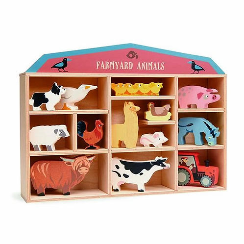 Tender Leaf | Farm Shelf Set