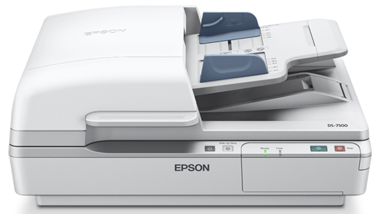 EPSON WORKFORCE DS-7500 FLATBED DUPLEX ADF