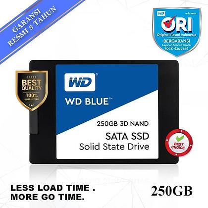 WD BLUE SSD PC 250GB 3D NAND