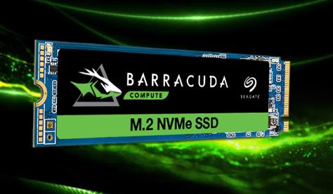 SEAGATE SSD BARRACUDA 510 500GB NVMe PCIe M.2