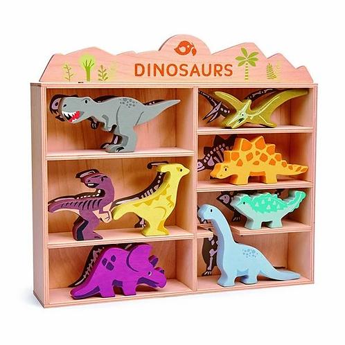Tender Leaf | Dinosaur Shelf Set