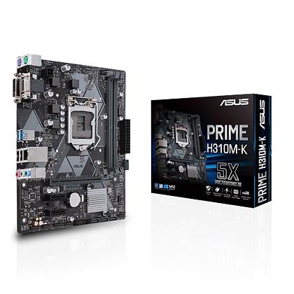 ASUS PRIME H310M-K R2.0 (LGA 1151)