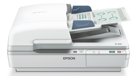 EPSON WORKFORCE DS-6500 FLATBED DUPLEX ADF