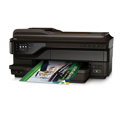 HP OFFICEJET 7612 WIDE FORMAT ADF FAX AIO