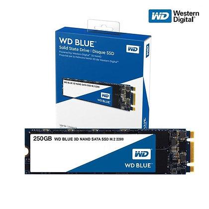 WD BLUE PC SSD M.2 250 GB SN550 NVME
