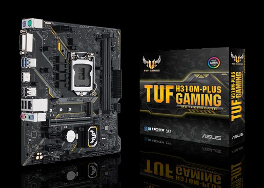 ASUS TUF H310M-PLUS GAMING (LGA 1151)
