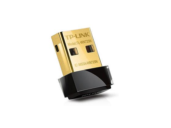 TP-LINK TL-WN725N N150 NANO USB