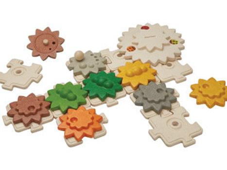 Plan Toys | Gear & Puzzle