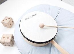 Babynoise   Hand Held Drum