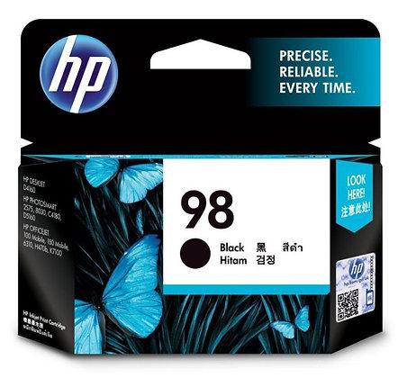 HP 98 BLACK ORIGINAL