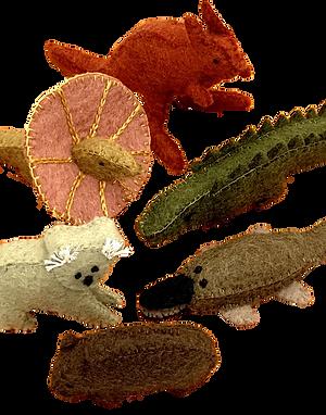Papoose | Australian Animals 6pc