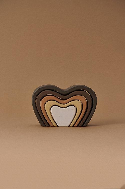 Raduga Grez | Heart Arch Stacker