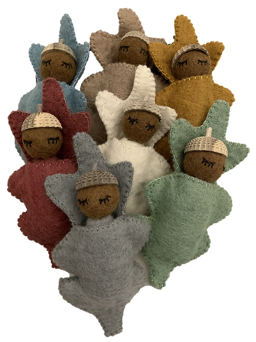 Papoose    Earth Acorn Babies
