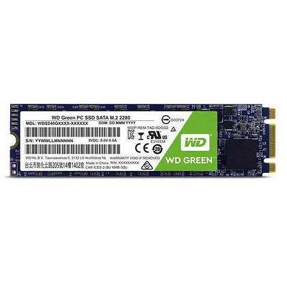 WD GREEN PC SSD M.2 120 GB