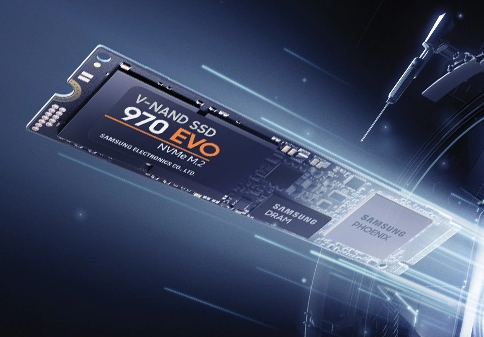SAMSUNG SSD 970 EVO 500GB NVMe PCIe M.2
