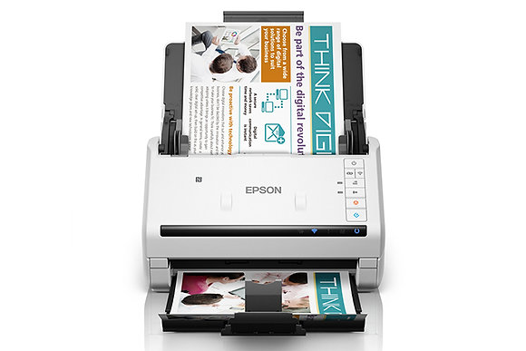 EPSON WORKFORCE DS-570W A4 WIFI DUPLEX