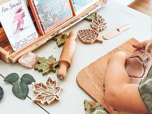 Kinfolk Pantry   Leaf Eco Cutter Set