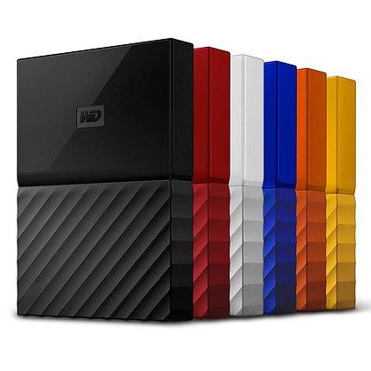 WD MYPASSPORT 1 TB USB3.0