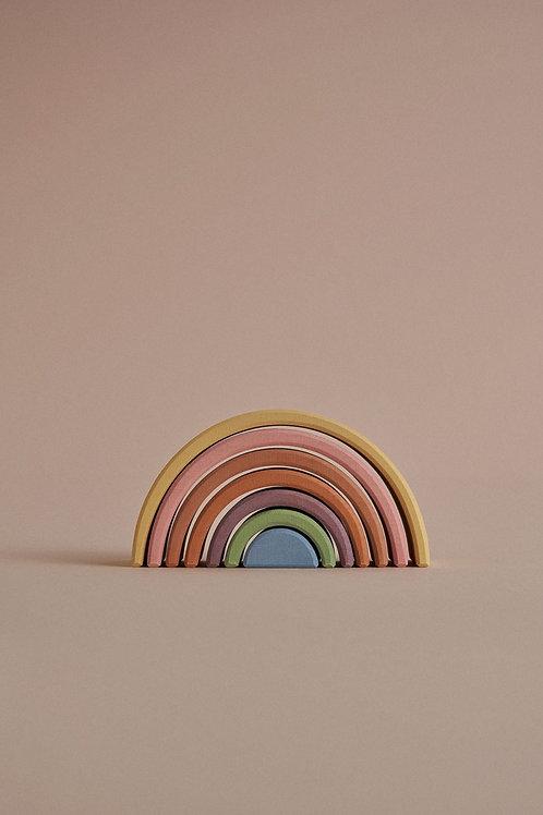 Raduga Grez | Rainbow Arch Stacker Pastel Earth