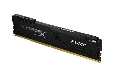 KINGSTON HYPERX FURY 16GB (2x8GB) PC2666 DDR4