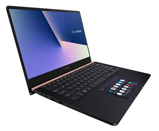 ASUS ZENBOOK PRO UX480FD-E7601T CI7 VGA SSD WIN10 BLUEMETAL