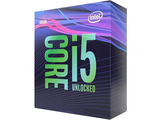 INTEL CORE i5 - 9600KF BOX (LGA 1151 V2)