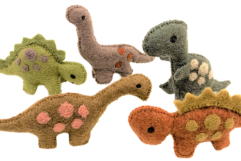 Papoose | Dinosaurs 5pc