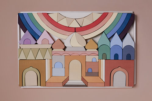Raduga Grez | Cathedral Block Set