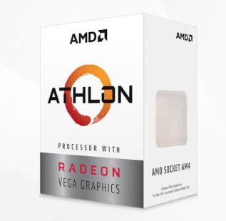 AMD ATHLON - 3000G BOX (SOCKET AM4)
