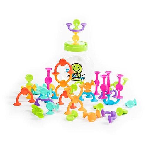 Fat Brain Toys | Squigz 2.0