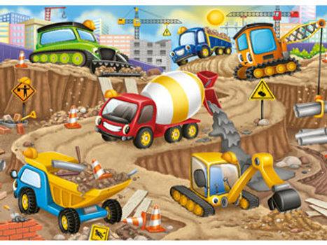 Ravensburger   Construction Fun Puzzle 24 Piece