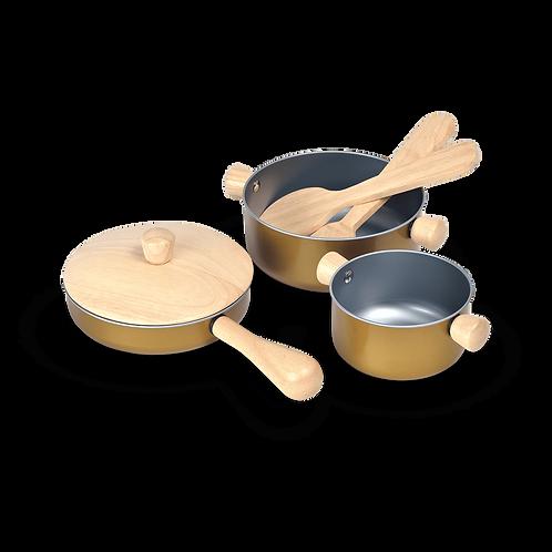Plan Toys | Cooking Utensils