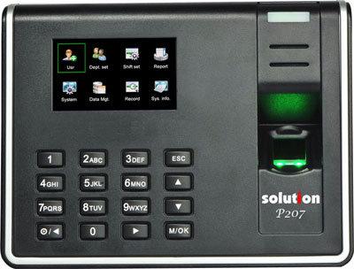 SOLUTION P207 FINGERPRINT USB