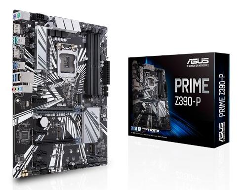 ASUS PRIME Z390-P (LGA 1151)