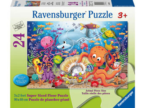 Ravensburger | Fishies Fortune 24 Piece